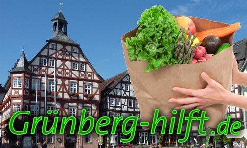 Grünberg-hilft Homepage