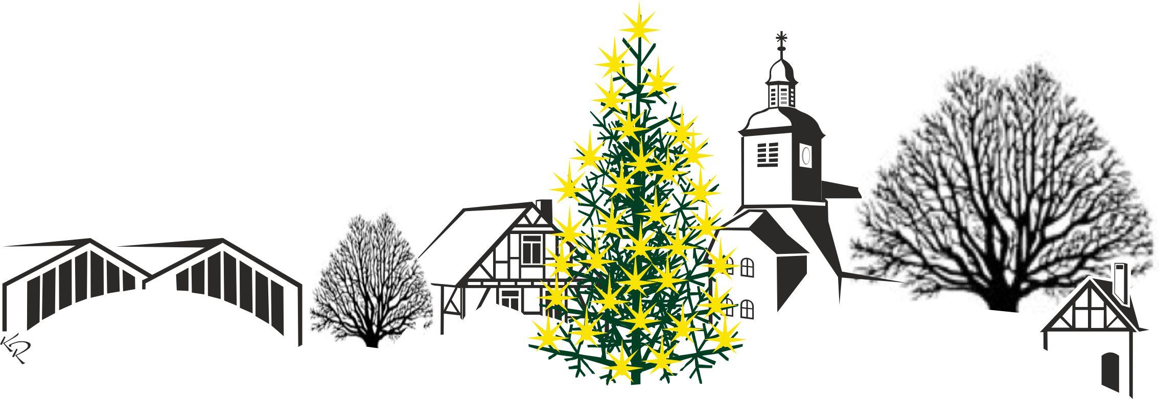 Weihnachtsgrüße des Ortsbeirates Oppenrod