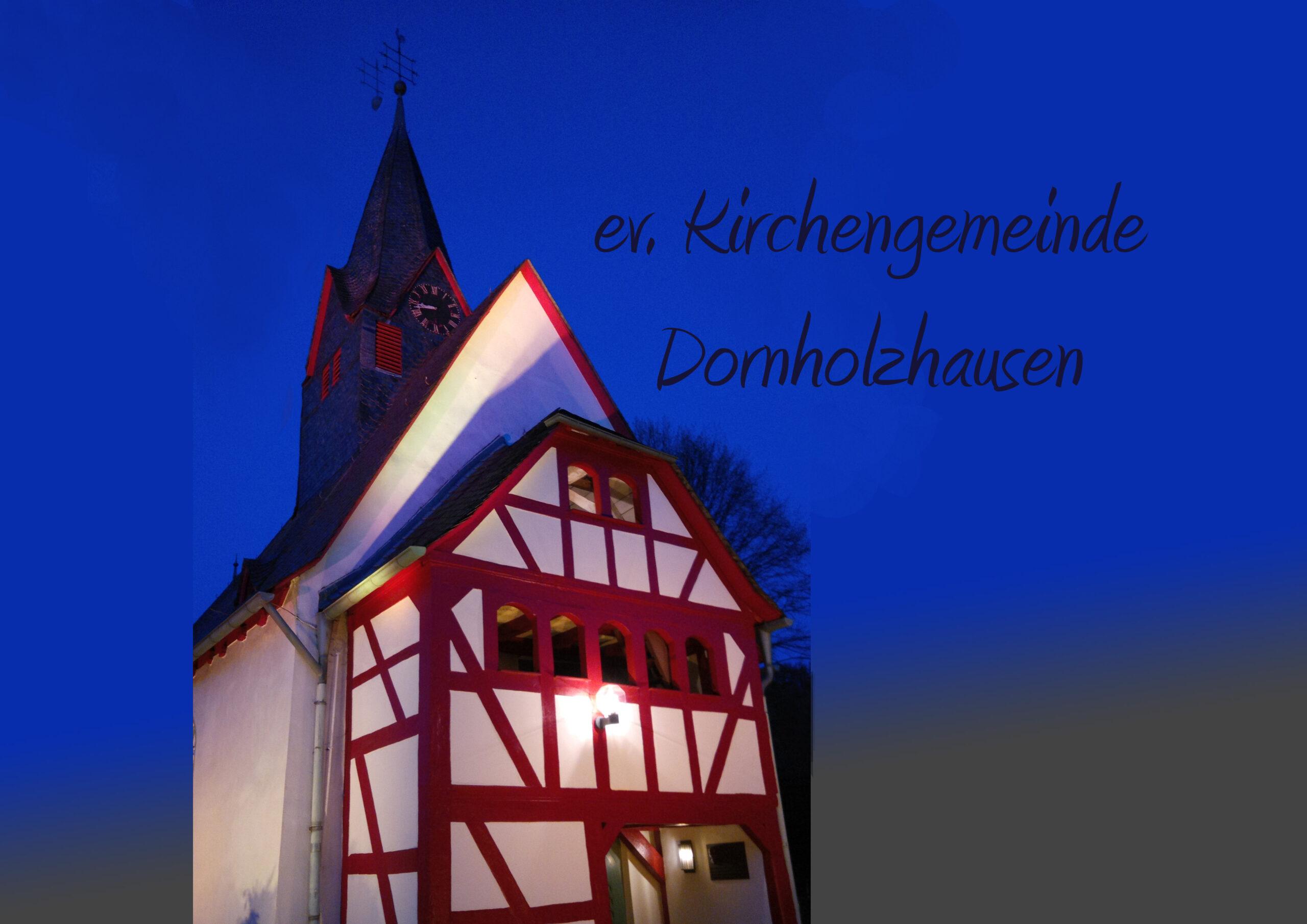 Ev. Kirche: Anmeldung der Katechumenen